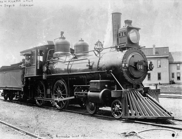 1800's Steam Train Photograph by George Pedro |Steam Engine Train From 1800s