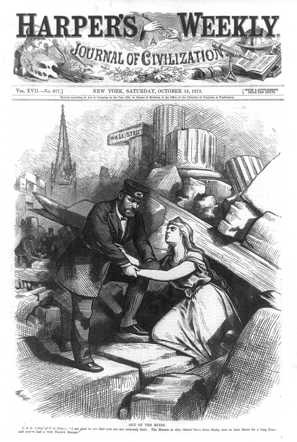 The Panic of 1873 - Sandburg's Hometown - by Barbara Schock - 22 ...